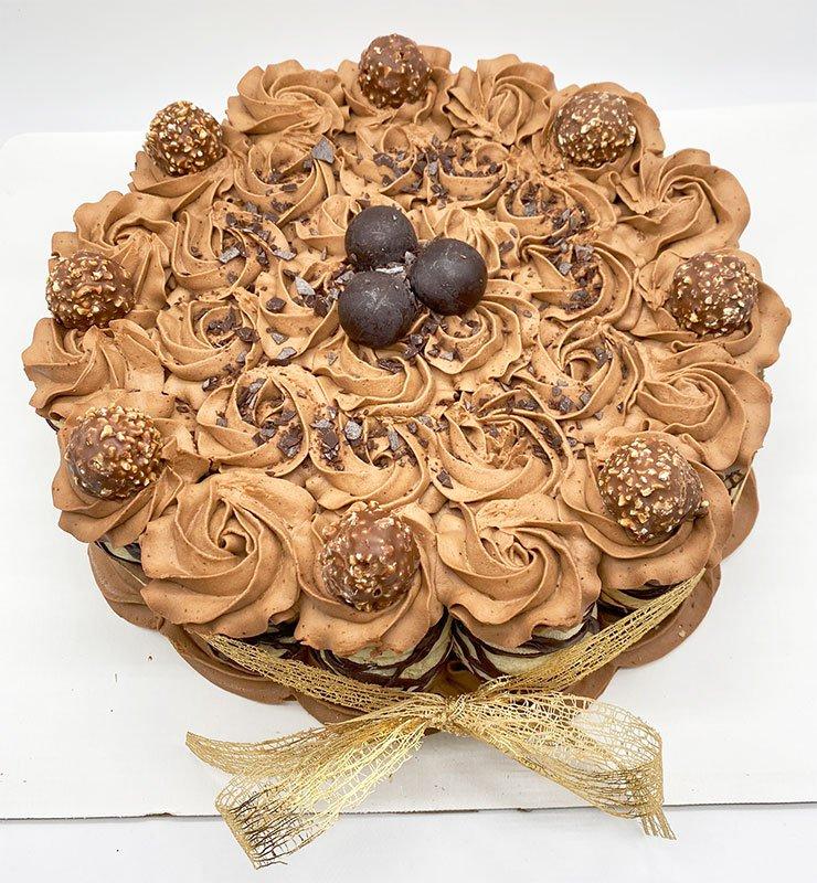 Cannoli Cakes